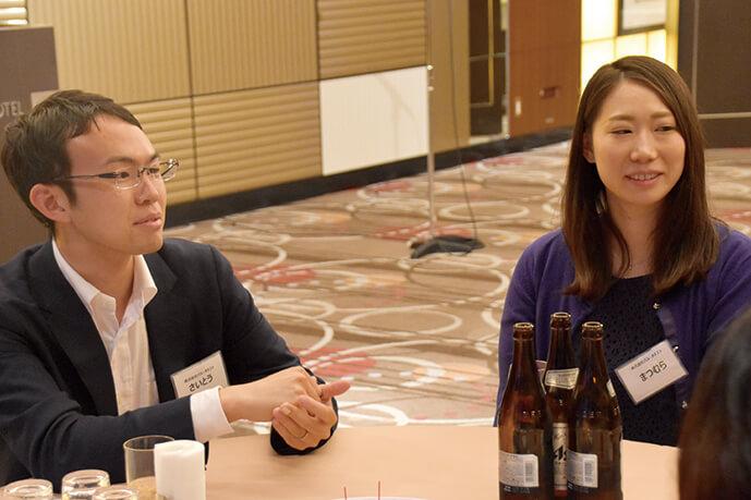 新宿で開催された薬学生向け就活イベント
