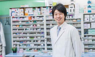 薬剤師のインタビュー
